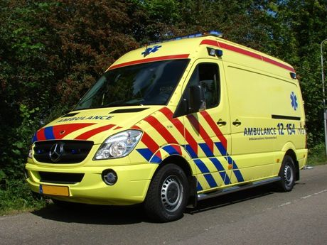 Dutch Ambulance Siren