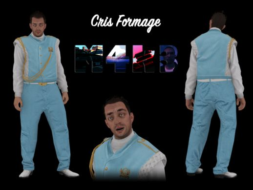 Cris Formage