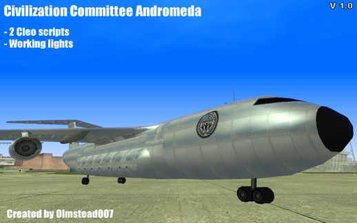 Civilization Committee Andromeda 1.0