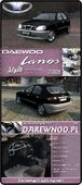 2001 Daewoo Lanos Style (limited version)