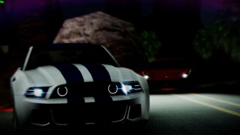 2013 Ford Mustang GT V2