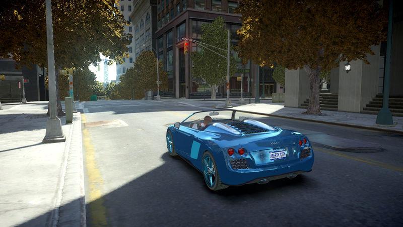 GTA 4 GTA V 9F Cabrio Mod - GTAinside.com