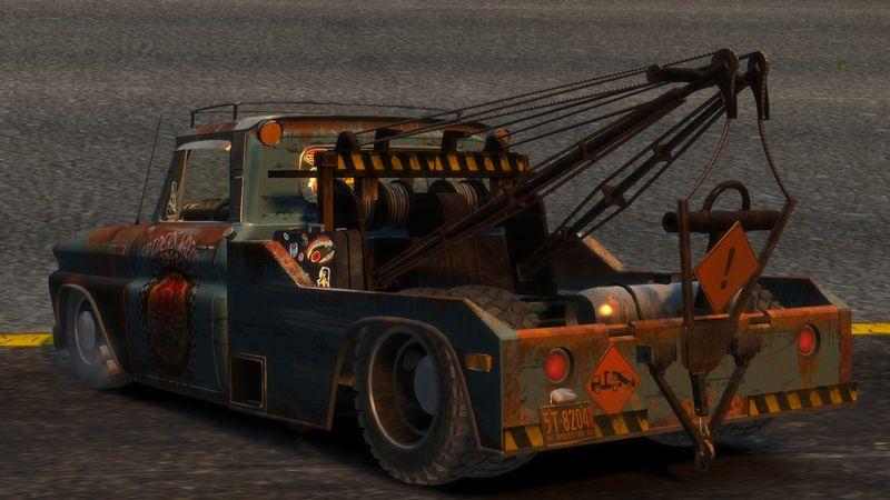 gta iv tow truck