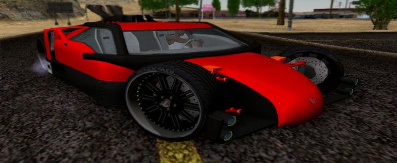 Gta San Andreas Hypercar Mod Gtainside Com