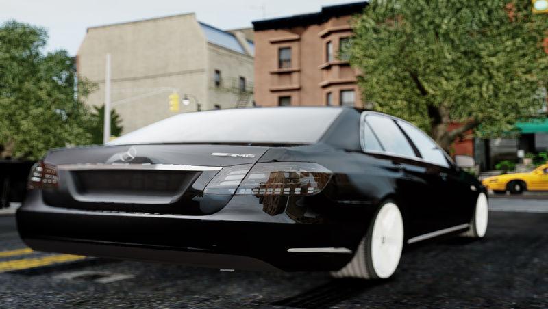 Gta 4 Mercedes Benz E64 Amg 2014 Mod Gtainside Com