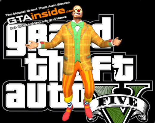 Gta V Clown