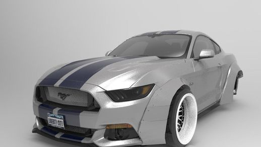 Ford Mustang v2 Final