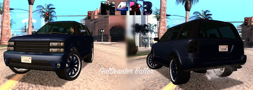 GTA V Gallivanter Baller ImVehFt