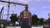 Daniel Bryan Tank Vest for Franklin (GTA V) Pack