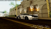 BMW Z4 V10 Stanced Tuning