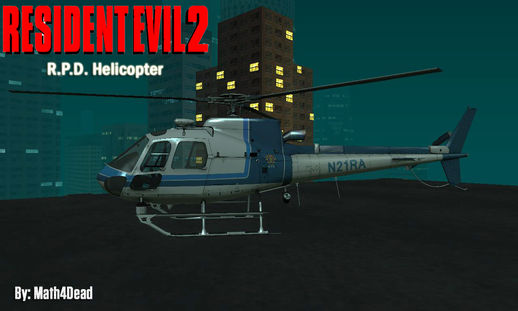 R.P.D. Helicopter