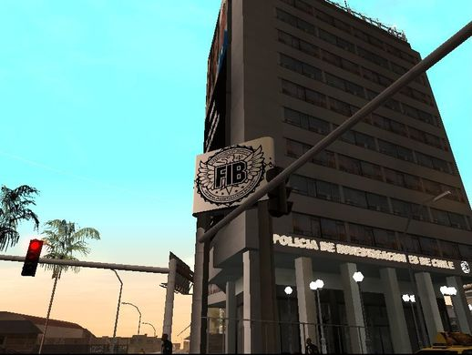 FIB Building From GTA V