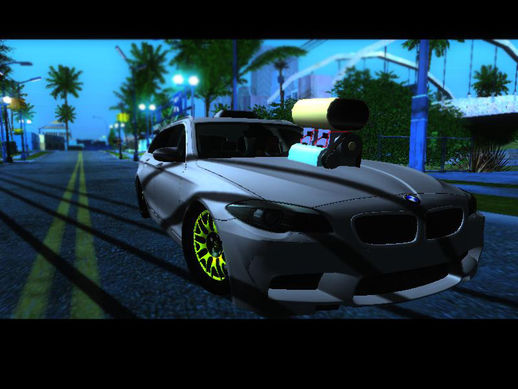 BMW M5 Tuning by Maga