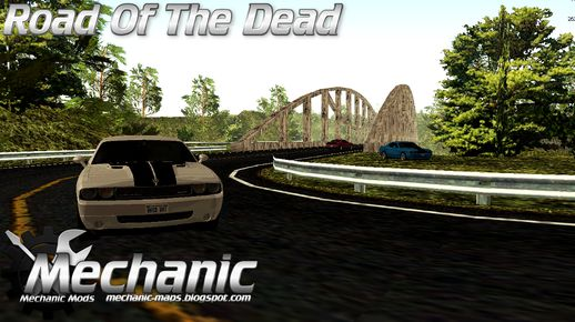 MTA / GTA SA Race Track - Road Of The Dead