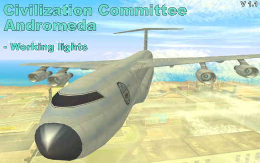Civilization Committee Andromeda 1.1