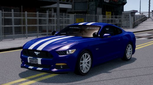 2015 Ford Mustang Unmarked