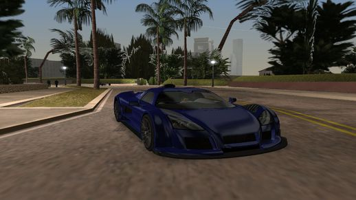 Gumpert Apollo Sport V10 TT Black Revel