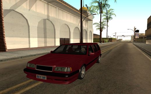 Volvo 850 R TT Black Revel