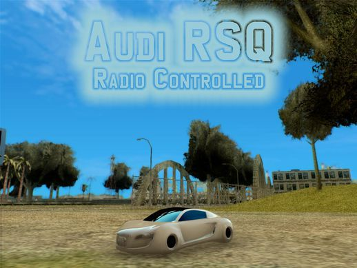 Audi RSQ Radio Controlled Car
