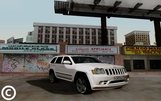 Jeep Grand Cherokee SRT 4WDN