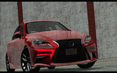 2014 Lexus IS350 FSPORT