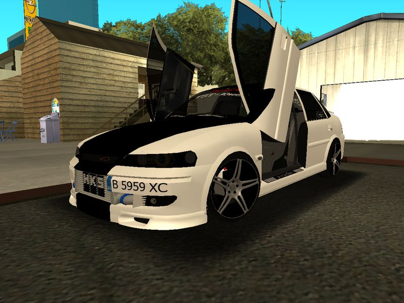 gta san andreas opel vectra b tuning mod. Black Bedroom Furniture Sets. Home Design Ideas