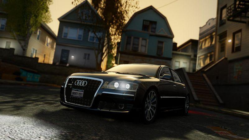 GTA 4 Ultra Realistic Graphics Mod - GTAinside com