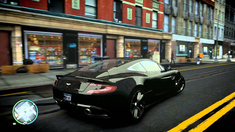 Gta 4 Ultra Realistic Graphics Mod Gtainside Com