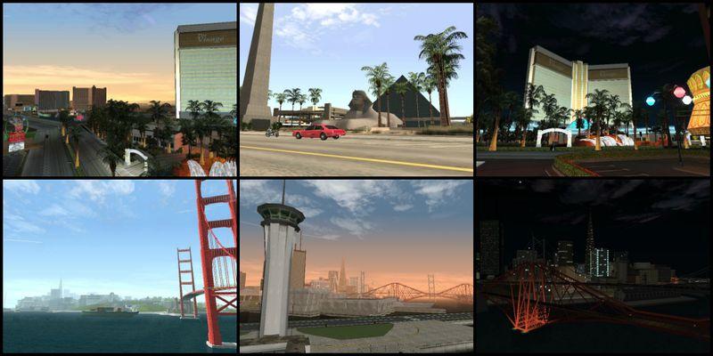 cara atur cheat cuaca di GTA San Andreas