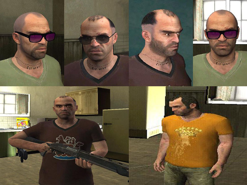 GTA San Andreas Trevor Phillips Mod - GTAinside com