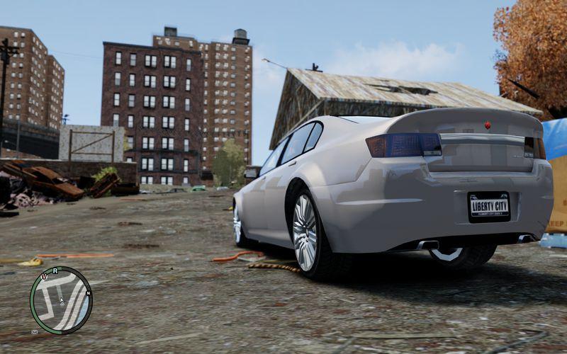 GTA 4 GTA V Fugitive Mod - GTAinside.com