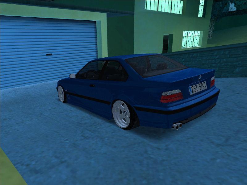 Gta San Andreas Bmw E36 M3 Mod Gtainside Com