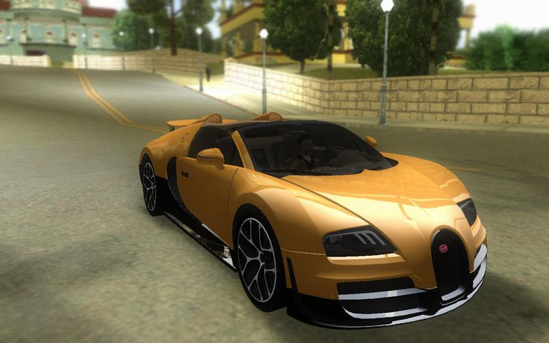 gta 3 bugatti veyron grand sport vitesse mod. Black Bedroom Furniture Sets. Home Design Ideas