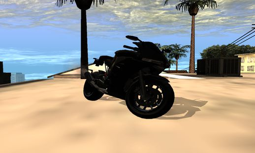 GTA V CarbonRS Superbike