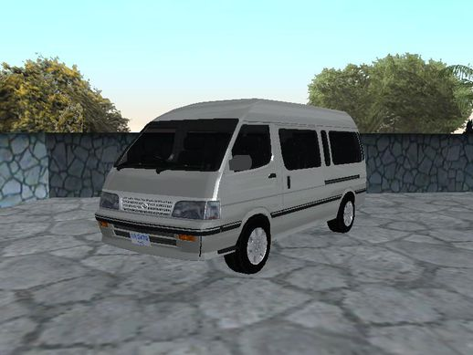 Toyota Hiace Super Custom