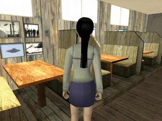 Female Normal Walking Style Mod