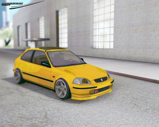 Honda Civic Tuning