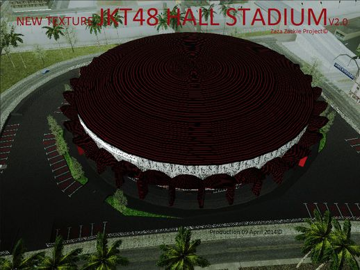 JKT48 hall Stadium v2.0
