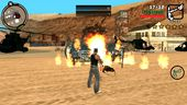 GTA V Original effects for GTA SA Mobile