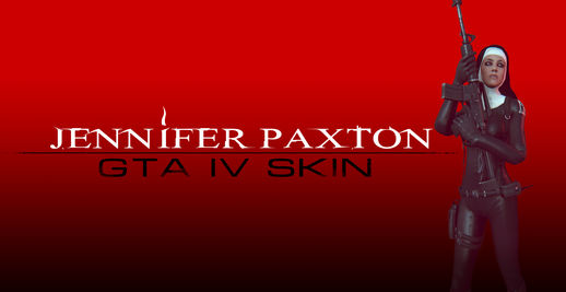Jennifer Paxton from Hitman: Absolution