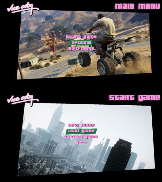 GTA V Backgrounds
