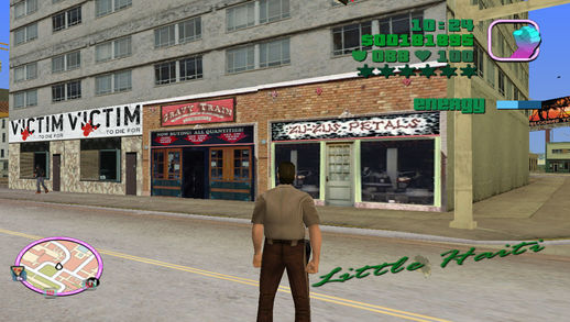 San Andreas Shops