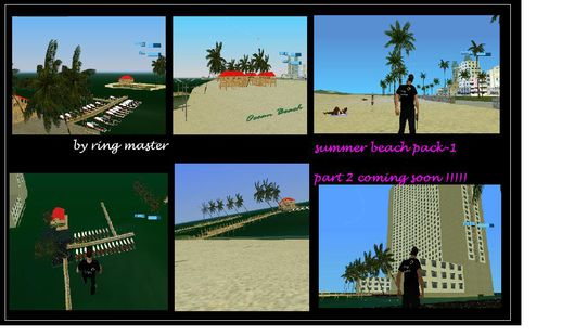 New Summer Beach Pack 1