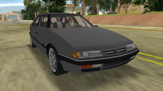 Citroen XM Black Revel