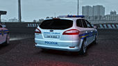 Ford Mondeo Croatian Police