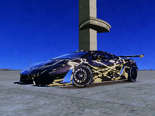 2010 Lamborghini Gallardo LP560-4 Paint Job