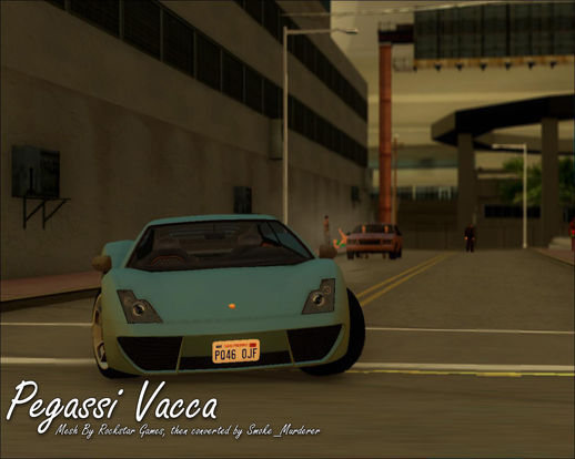 Pegassi Vacca V1.0 Fixed