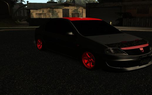 Dacia Logan Turkey Tuning