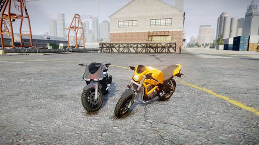 GTA V Carbonrs & Ruffian Update