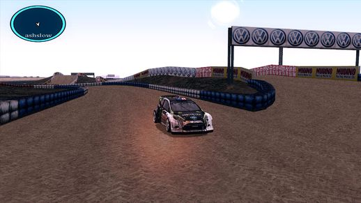 Rally Cross Tracks